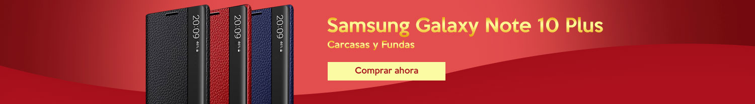 Fundas Samsung Galaxy Note 10 Plus 5G