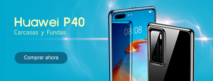 Fundas Huawei P40