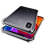 Funda Silicona Ultrafina Transparente T06 para Xiaomi Mi 8 Pro Global Version Claro