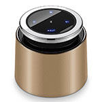 Mini Altavoz Portatil Bluetooth Inalambrico Altavoces Estereo S26 Oro