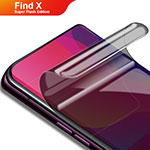 Protector de Pantalla Cristal Templado Privacy para Oppo Find X Super Flash Edition Claro
