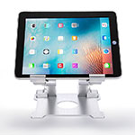 Soporte Universal Sostenedor De Tableta Tablets Flexible H09 para Apple New iPad 9.7 (2018) Blanco
