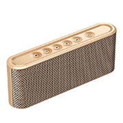 Mini Altavoz Portatil Bluetooth Inalambrico Altavoces Estereo K07 Oro
