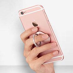 Anillo de dedo Soporte Universal Sostenedor De Telefono Movil R02 Oro Rosa