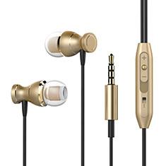 Auriculares Auricular Estereo H34 para Huawei Mate 40 Oro
