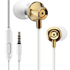 Auriculares Estereo Auricular H21 para Sony Xperia XA3 Oro