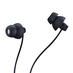Auriculares Estereo Auricular H27 para Huawei Mate RS Negro