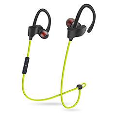 Auriculares Estereo Bluetooth Auricular Inalambricos H48 para Sony Xperia XA3 Verde