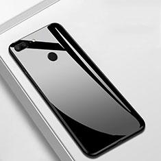 Carcasa Bumper Funda Silicona Espejo M01 para Huawei Honor 9 Lite Negro