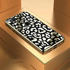 Carcasa Bumper Funda Silicona Espejo M01 para Xiaomi Mi 8 Lite Negro