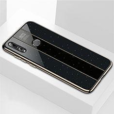 Carcasa Bumper Funda Silicona Espejo M02 para Huawei Honor 20 Lite Negro