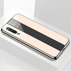 Carcasa Bumper Funda Silicona Espejo M02 para Xiaomi Mi 9 Pro Oro