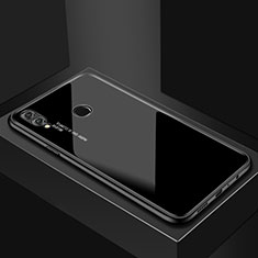Carcasa Bumper Funda Silicona Espejo para Huawei P Smart (2019) Negro