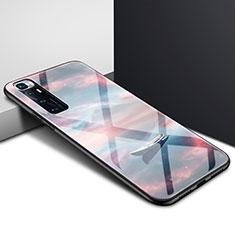 Carcasa Bumper Funda Silicona Espejo para Xiaomi Mi 10 Ultra Multicolor