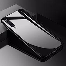 Carcasa Bumper Funda Silicona Espejo para Xiaomi Mi 9 Pro 5G Negro
