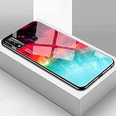 Carcasa Bumper Funda Silicona Espejo T01 para Huawei P Smart (2020) Multicolor