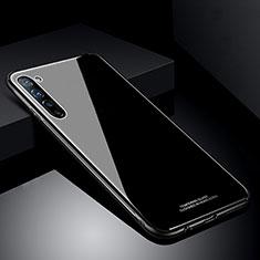 Carcasa Bumper Funda Silicona Espejo T01 para Oppo Find X2 Lite Negro