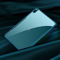 Carcasa Bumper Funda Silicona Transparente Espejo M01 para Huawei MatePad Pro 5G 10.8 Cian