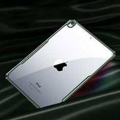 Carcasa Bumper Funda Silicona Transparente Espejo para Apple iPad Air 10.9 (2020) Verde Noche