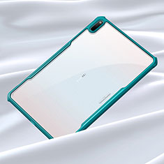 Carcasa Bumper Funda Silicona Transparente Espejo para Huawei MatePad 10.4 Cian