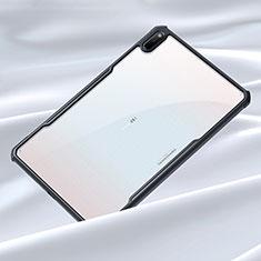 Carcasa Bumper Funda Silicona Transparente Espejo para Huawei MatePad 5G 10.4 Negro