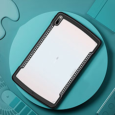 Carcasa Bumper Funda Silicona Transparente Espejo para Huawei MatePad Pro 5G 10.8 Negro