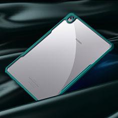 Carcasa Bumper Funda Silicona Transparente Espejo para Huawei MediaPad M6 8.4 Cian