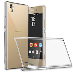 Carcasa Dura Cristal Plastico Rigida Transparente para Sony Xperia XA1 Claro