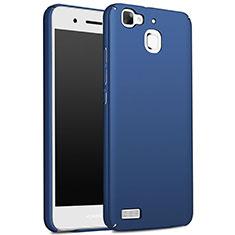 Carcasa Dura Plastico Rigida Mate M01 para Huawei G8 Mini Azul