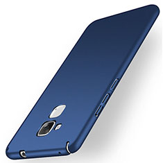 Carcasa Dura Plastico Rigida Mate M01 para Huawei GR5 Mini Azul