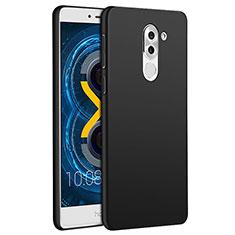 Carcasa Dura Plastico Rigida Mate M01 para Huawei Honor 6X Negro