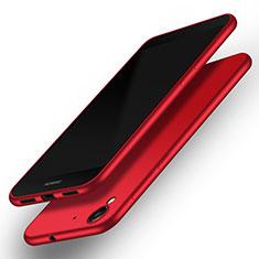Carcasa Dura Plastico Rigida Mate M01 para Huawei Honor Holly 3 Rojo