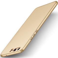 Carcasa Dura Plastico Rigida Mate M01 para Huawei P10 Plus Oro