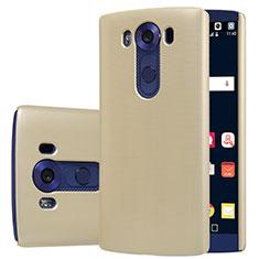 Carcasa Dura Plastico Rigida Mate M01 para LG V10 Oro