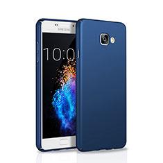 Carcasa Dura Plastico Rigida Mate M01 para Samsung Galaxy A5 (2016) SM-A510F Azul