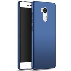 Carcasa Dura Plastico Rigida Mate M01 para Xiaomi Redmi 4 Prime High Edition Azul