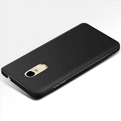 Carcasa Dura Plastico Rigida Mate M01 para Xiaomi Redmi Note 4 Negro