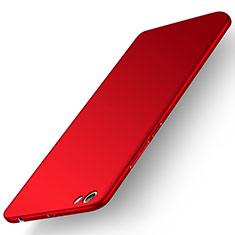 Carcasa Dura Plastico Rigida Mate M01 para Xiaomi Redmi Note 5A Standard Edition Rojo