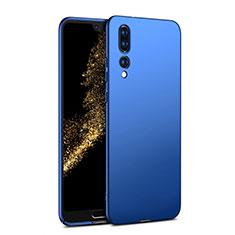 Carcasa Dura Plastico Rigida Mate M02 para Huawei P20 Pro Azul