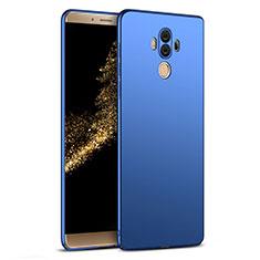 Carcasa Dura Plastico Rigida Mate M03 para Huawei Mate 10 Pro Azul