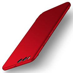 Carcasa Dura Plastico Rigida Mate M04 para Xiaomi Mi 6 Rojo