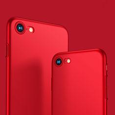 Carcasa Dura Plastico Rigida Mate M10 para Apple iPhone 8 Rojo