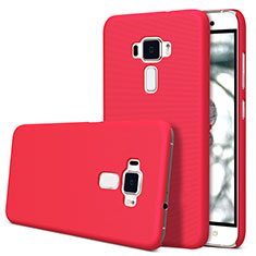 Carcasa Dura Plastico Rigida Mate para Asus Zenfone 3 ZE552KL Rojo