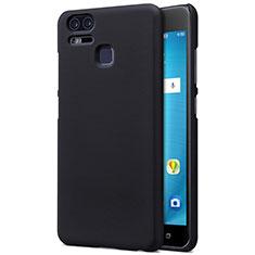 Carcasa Dura Plastico Rigida Mate para Asus Zenfone 3 Zoom Negro
