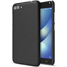 Carcasa Dura Plastico Rigida Mate para Asus Zenfone 4 Max ZC554KL Negro