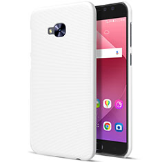 Carcasa Dura Plastico Rigida Mate para Asus Zenfone 4 Selfie Pro Blanco