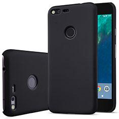 Carcasa Dura Plastico Rigida Mate para Google Pixel XL Negro