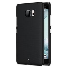 Carcasa Dura Plastico Rigida Mate para HTC U Ultra Negro