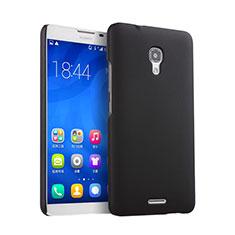 Carcasa Dura Plastico Rigida Mate para Huawei Ascend Mate 2 Negro
