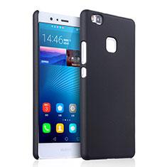 Carcasa Dura Plastico Rigida Mate para Huawei G9 Lite Negro